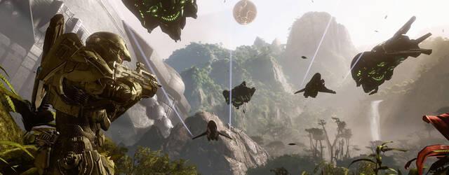 Nuevas im�genes de Halo 4