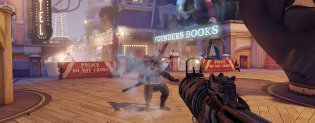 Nuevas im�genes de BioShock Infinite