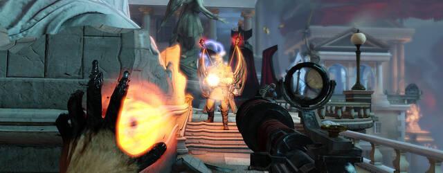 Booker DeWitt, el protagonista de Bioshock Infinite, se presenta en un nuevo tr�iler