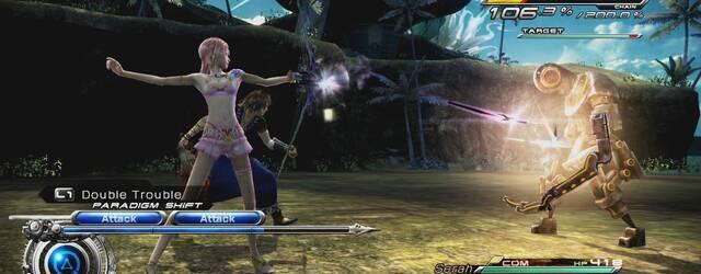 Ya est� disponible el nuevo contenido descargable de Final Fantasy XIII-2 en Xbox Live