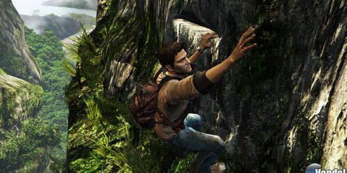 Nuevas im�genes de Uncharted: Golden Abyss para PSP 2