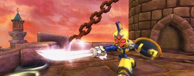 Nuevas im�genes de Skylanders: Spyro's Adventure