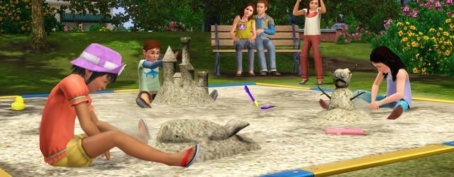 Nuevos detalles e im�genes de Los Sims 3: �Menuda familia!