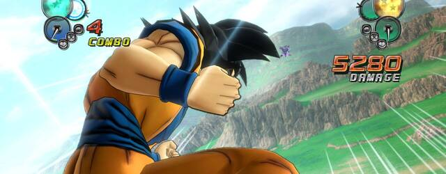 Nuevas im�genes de Dragon Ball Z Ultimate Tenkaichi