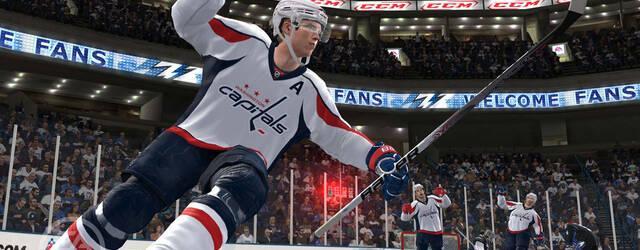 EA Sports anuncia NHL 12