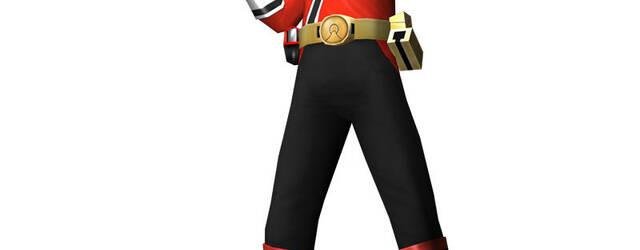 Nuevas im�genes de Power Rangers Samurai para Wii