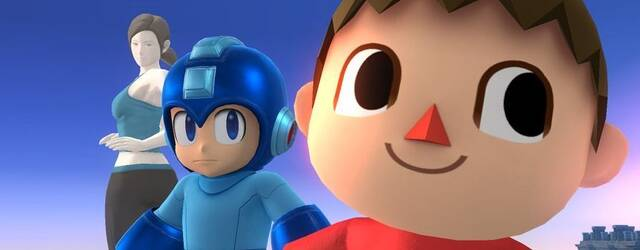 Super Smash Bros. sigue mostr�ndose en im�genes