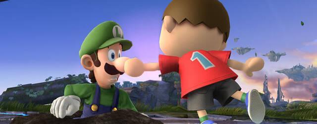 Dos nuevas im�genes de Super Smash Bros.