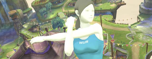 Ponte en forma con las nuevas im�genes de Super Smash Bros.