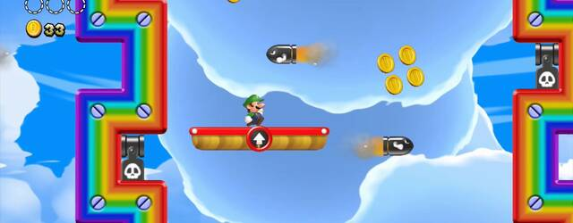 New Super Luigi U ser� el primer contenido descargable para New Super Mario Bros. U