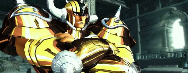 Primeras im�genes de Saint Seiya - Sanctuary Battle