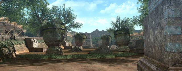 Primeras im�genes de Ixion Saga