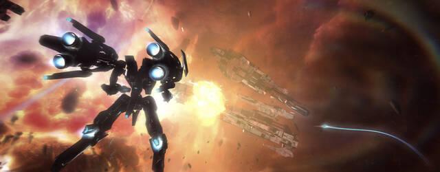 Nuevas im�genes de Strike Suit Zero