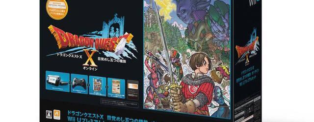 Presentado el pack de Wii U y Dragon Quest X para Jap�n