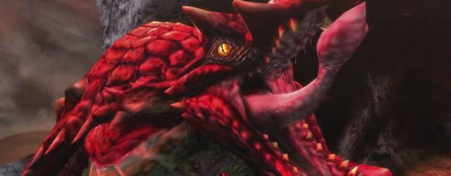 Prepara la caza del Volvidon en las nuevas im�genes de Monster Hunter 3 Ultimate