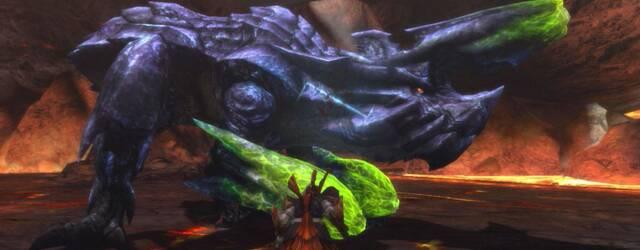 La caza de Brachydios comienza en las nuevas im�genes de Monster Hunter 3 Ultimate