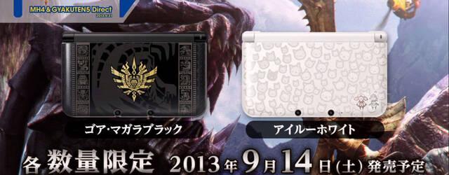 Monster Hunter 4 llega a Jap�n el 14 de septiembre