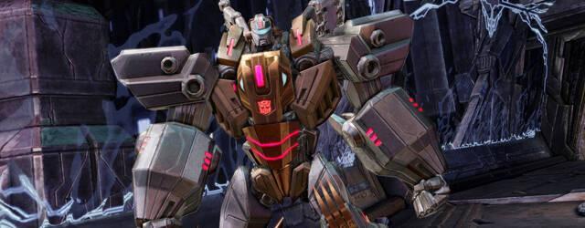 Nuevas im�genes de los �dinobots� en Transformers: Fall of Cyber