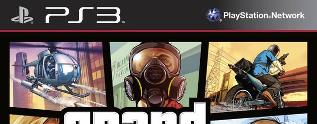 Rockstar nos muestra la portada de GTA V en cada consola