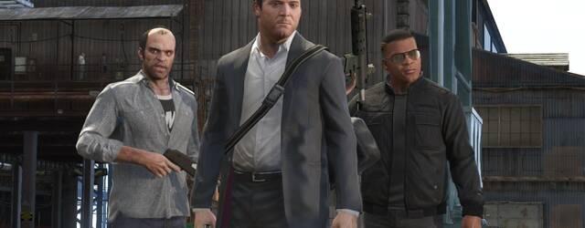 Grand Theft Auto V sigue mostr�ndose en im�genes