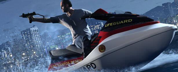 Nueva imagen de Grand Theft Auto V