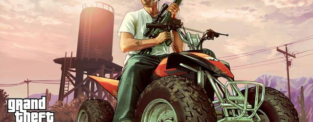 Trevor se deja ver en Grand Theft Auto V