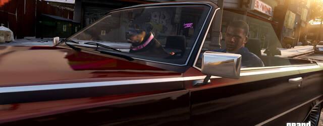 Grand Theft Auto V se muestra en nuevas im�genes