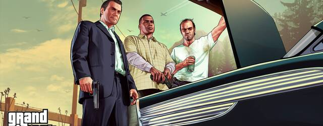 Nueva ilustraci�n de Grand Theft Auto V