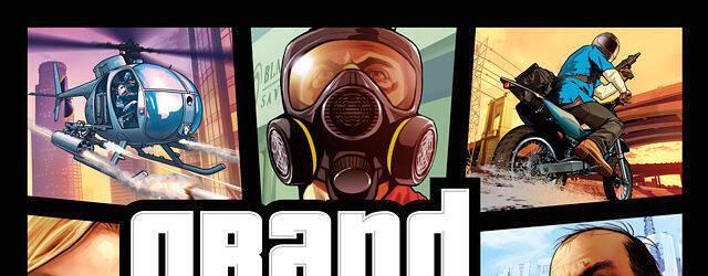 Desvelada la portada oficial de Grand Theft Auto