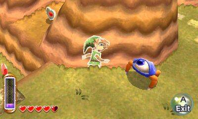 Usuarios explican sus sensaciones con Zelda: A Link Between Worlds
