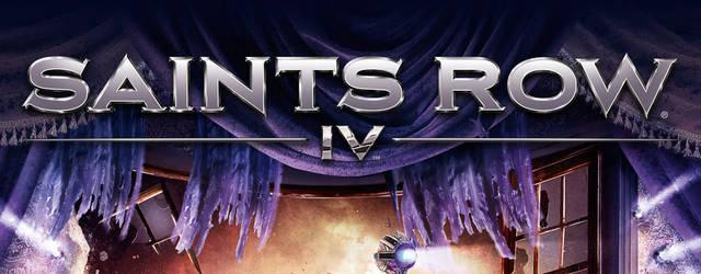 Se muestra la car�tula de Saints Row IV