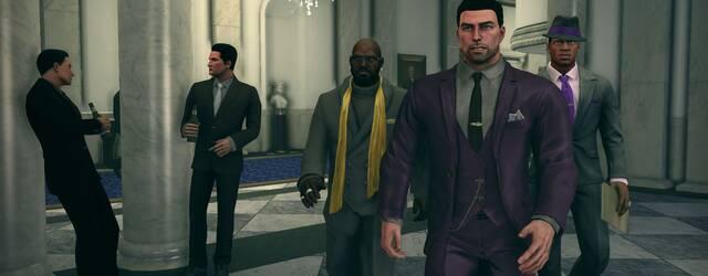Los alien�genas atacan la Casa Blanca en las nuevas im�genes de Saints Row IV