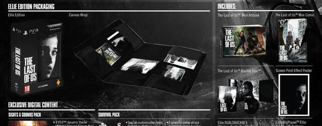 The Last of Us contar� con dos ediciones especiales
