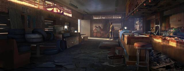 Nuevas im�genes e ilustraciones de The Last of Us