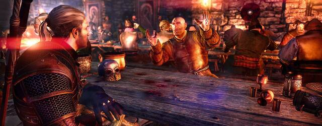 Nuevas im�genes de The Witcher 3: Wild Hunt