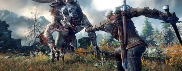 The Witcher 3: Wild Hunt se muestra en im�genes e ilustraciones