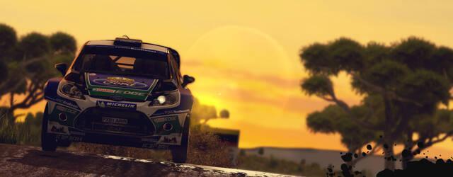 WRC 3 mues