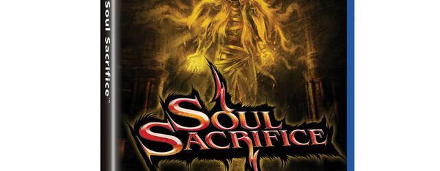 Desvelada la portada europea de Soul Sacrifice