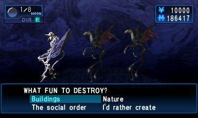Los combates de Devil Summoner Soul Hackers se muestran en nuevas im�genes