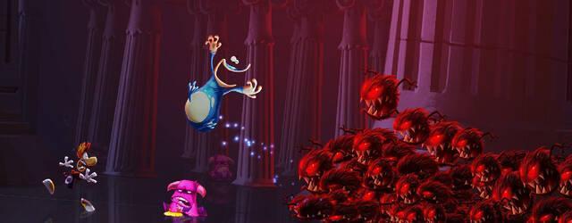 Nuevas im�genes de Rayman Legends