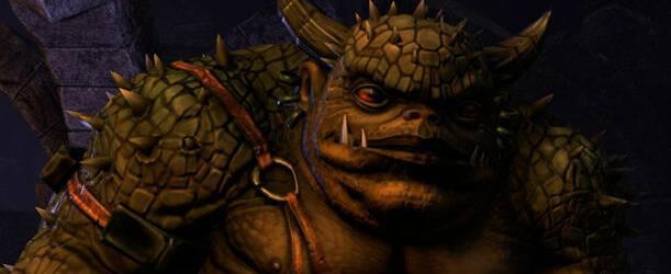 Se muestra una nueva criatura de The Elder Scrolls Online