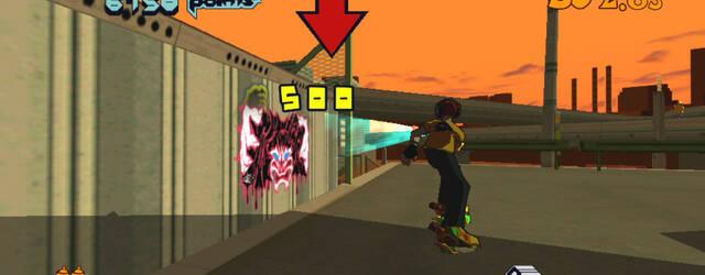 Jet Set Radio muest