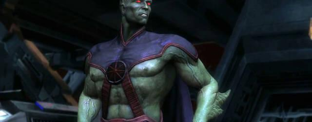 Detective Marciano se sumar� a Injustice: Gods Among Us