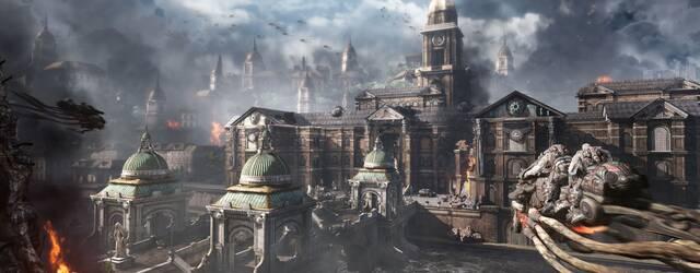 Nuevas im�genes e ilustraciones de Gears of War: Jugdment