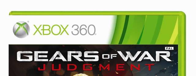 Mostrada la car�tula europea de Gears of War: Judgment
