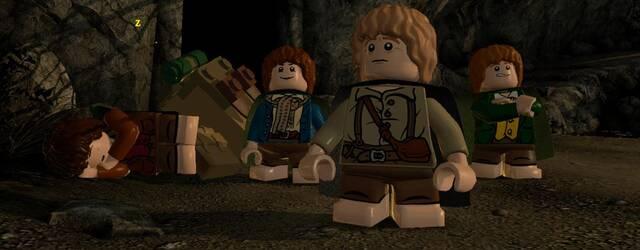 Nuevas im�genes de LEGO El Se�or de los Anillos
