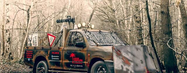 Crean una furgoneta antizombis para promocionar Dead Island: Riptide