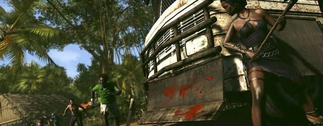 Dead Island: Riptide se sigue mostrando en im�genes