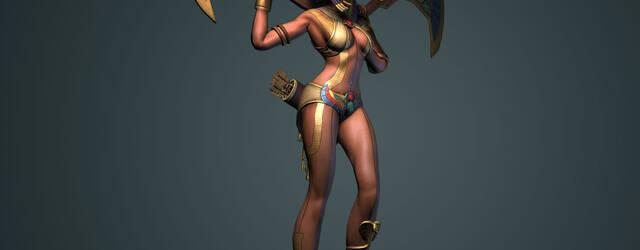 Neith se luce en