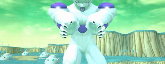 Primeras im�genes de Dragon Ball Z Budokai HD Collection